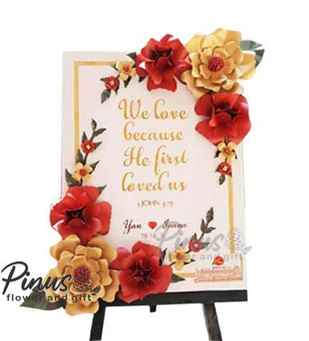 Bunga Papan - Highest Praise