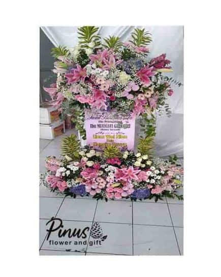 standing flower 006