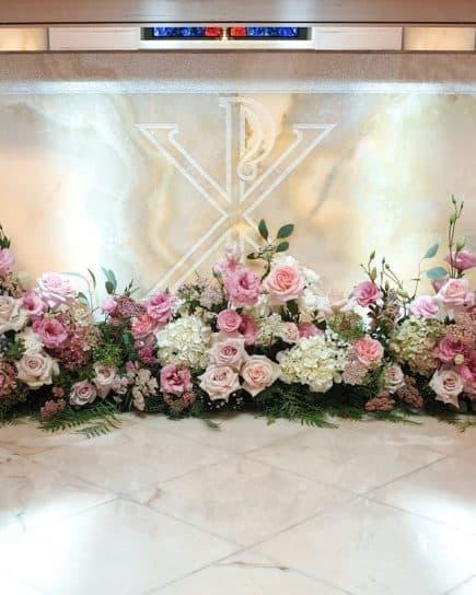 Taman - Blushy Pink Decoration