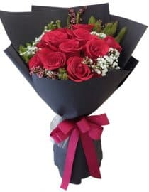 Hand bouquet 005