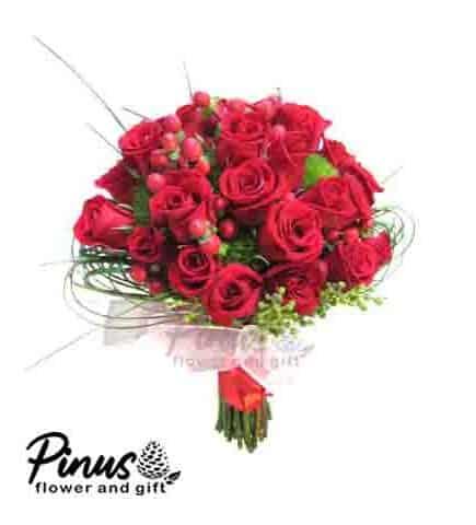 Bunga Ucapan Selamat - Classic Bouquet