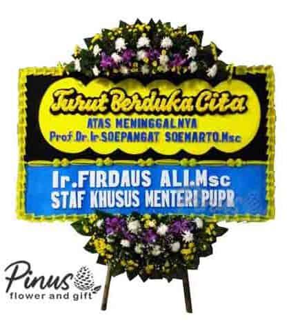 Home Bunga Papan - Condolences Life