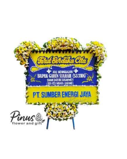 Home Bunga Papan - Amazing Grace Yellow