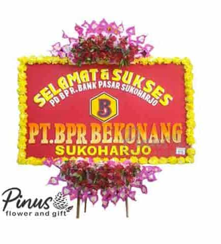 Bunga Papan - Big Salutation