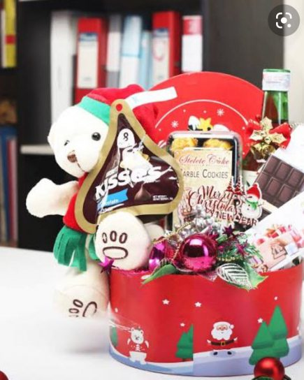 Parcel Natal - Parcel Natal Le Cute Doll