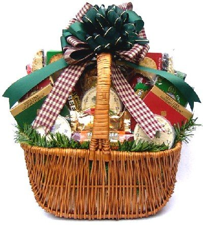 Parcel Natal - Christmas Hampers chocolate and Snack